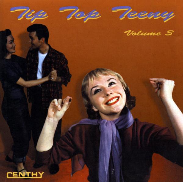 Tip Top Teeny Vol.3 (CD)