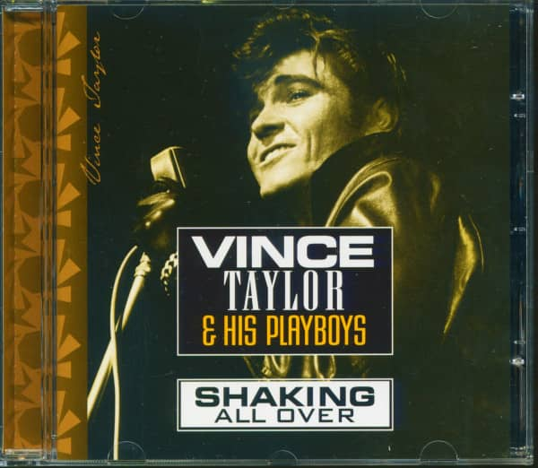 Shaking All Over (CD)