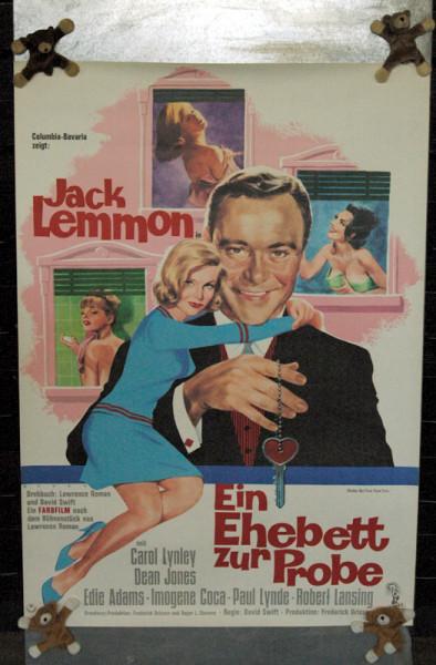 Ein Ehebett zur Probe (J. Lemmon)