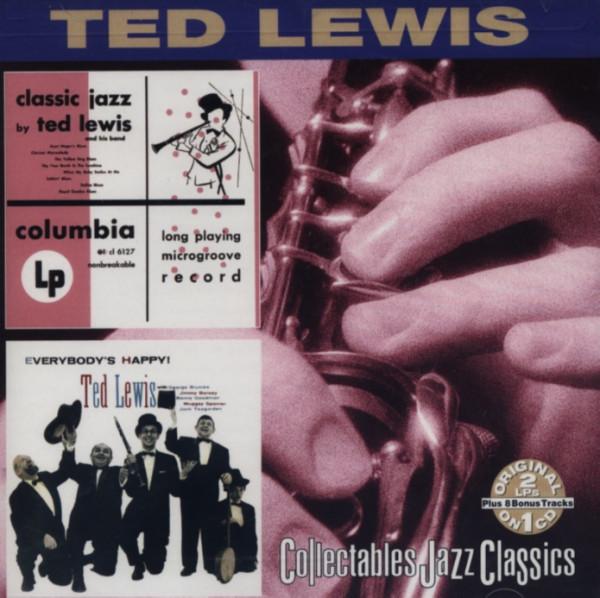 Classic Jazz - Everybody's Happy!