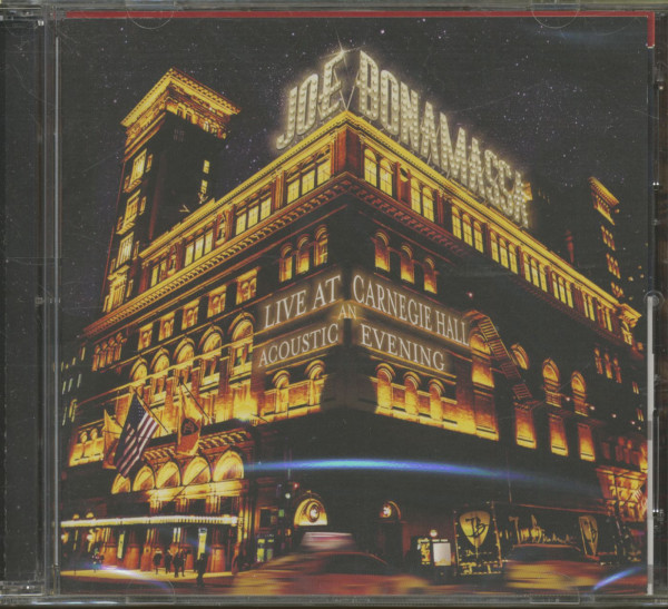 Live At Carnegie Hall - An Acoustic Evening (2-CD)