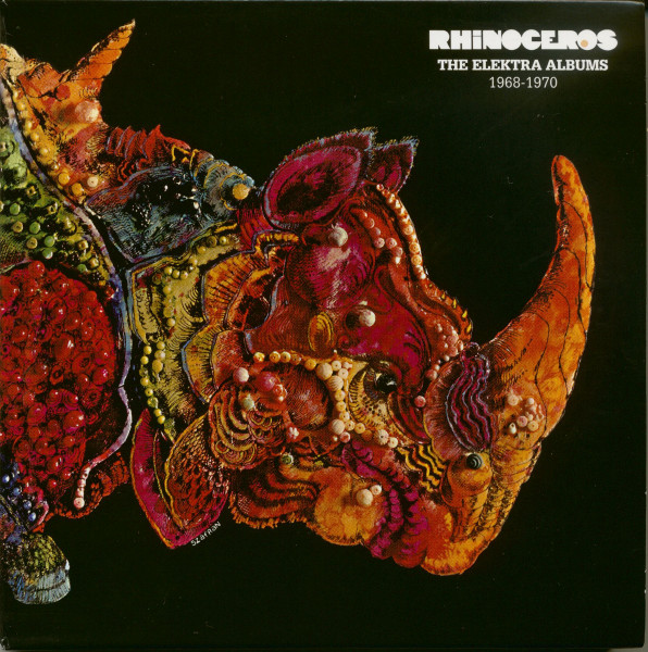 The Elektra Albums 1968 - 1970 (3-CD)