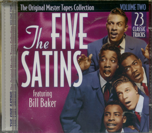 Vol.2, The Original Master Tapes Collection (CD)