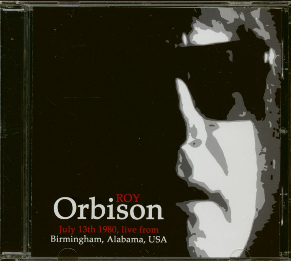 Live From Birmingham, Alabama - July 13th 1980 (CD)