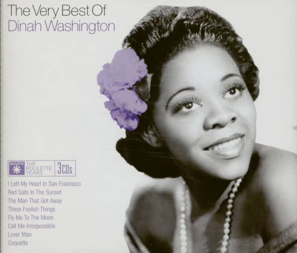 The Very Best Of Dinah Washington (3-CD)