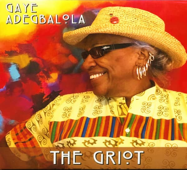 The Griot (CD)