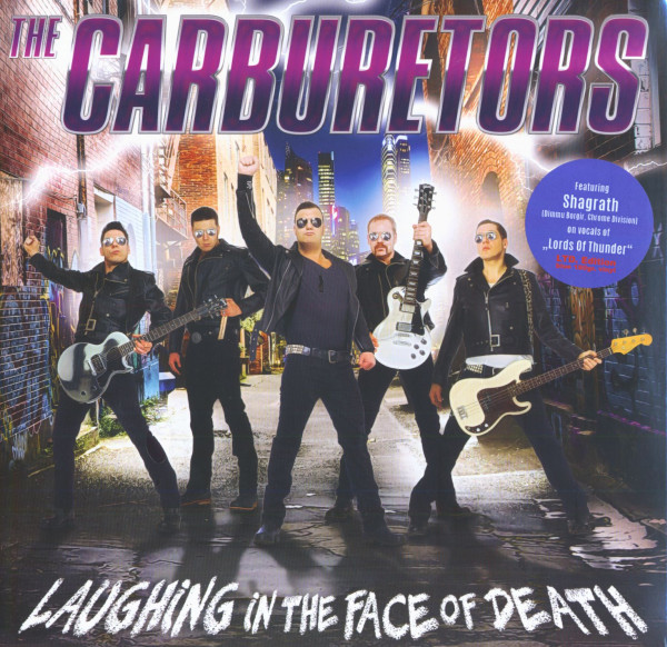 Laughing In The Face Of Death (LP, 180 Gram Vinyl)