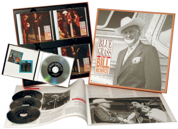 Blue Grass 1959-1969 (4-CD Deluxe Box Set)