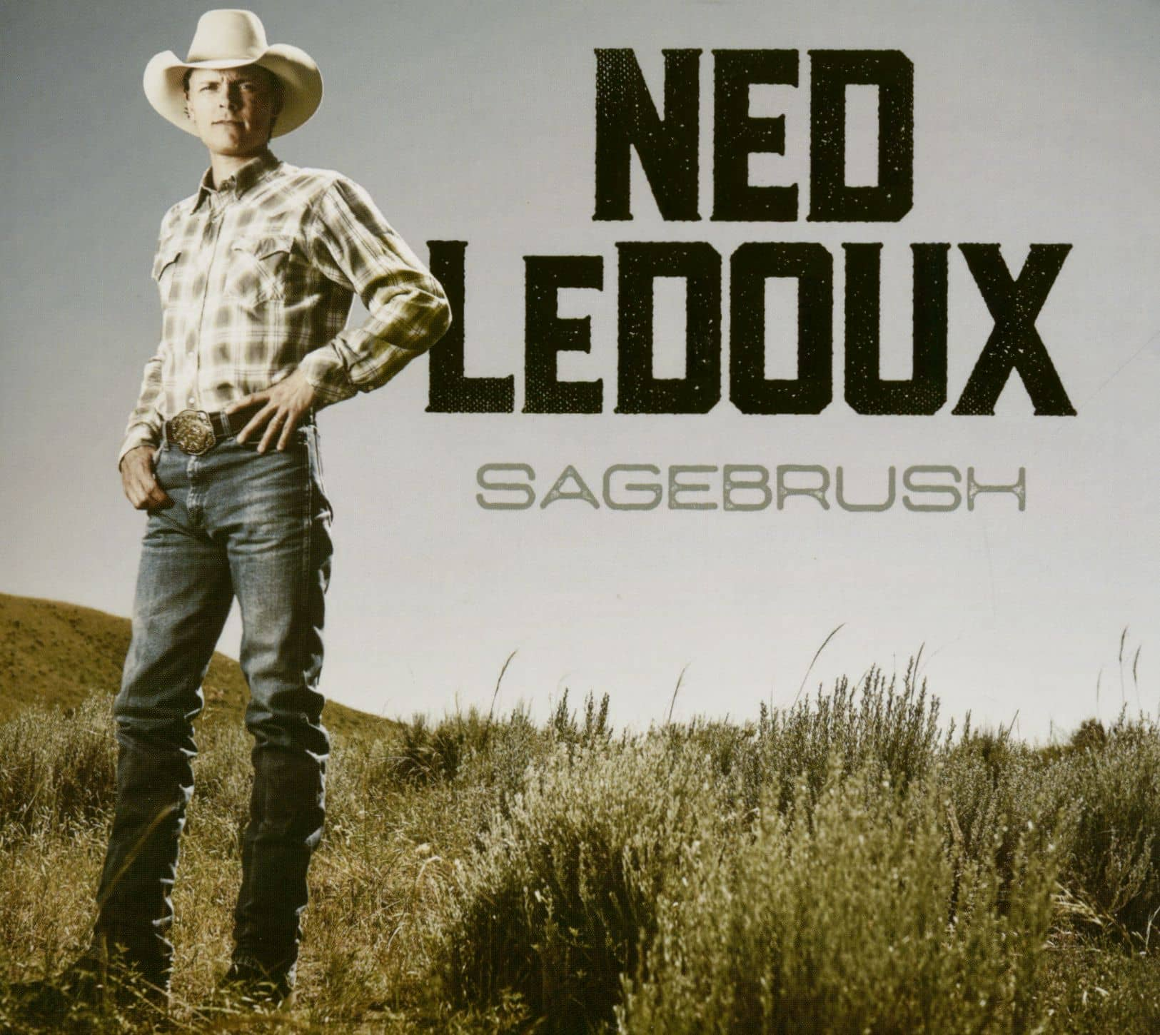 aa274391ab30f Ned LeDoux CD  Sagebrush (CD) - Bear Family Records