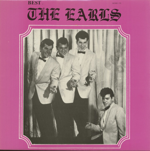 Best Of The Earls (LP)
