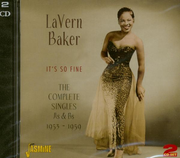 It's So Fime - Singles 1953-59 (2-CD)
