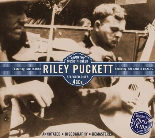 Country Music Pioneer (4-CD)