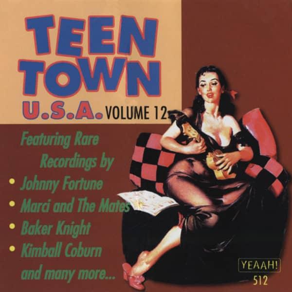 Vol.12, Teen Town USA