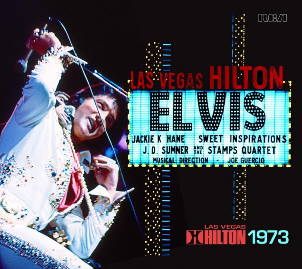 Las Vegas '73 (2-CD)