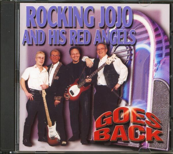 Goes Back (CD)