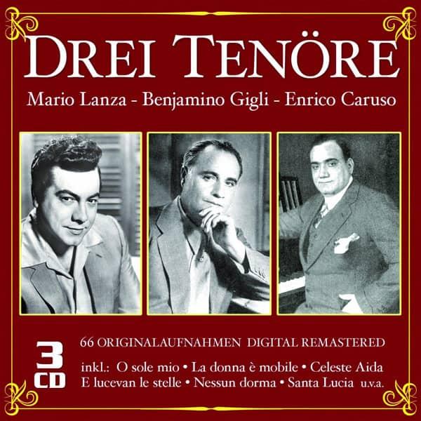 Drei Tenoere (3-CD)