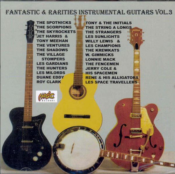 Vol.3, Fantastic & Rarities 50's & 60's Instr
