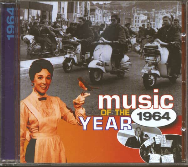 Music Of The Year - 1964 (CD)