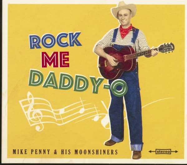 Rock Me Daddy-O (CD)