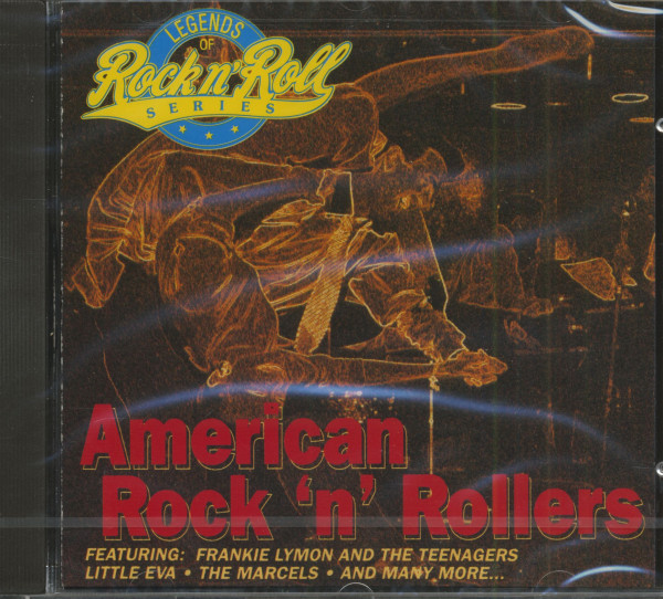 American Rock 'n' Rollers (CD)