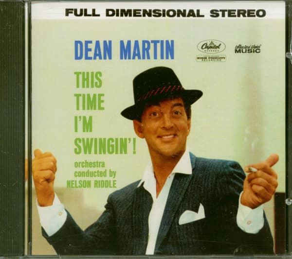 This Time I'm Swingin' (CD)