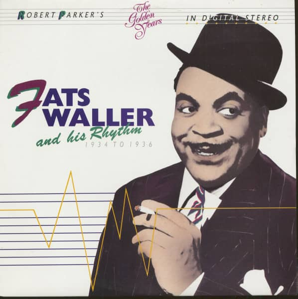 Fats Waller And his Rhythm - 1934 To 1936 (LP)