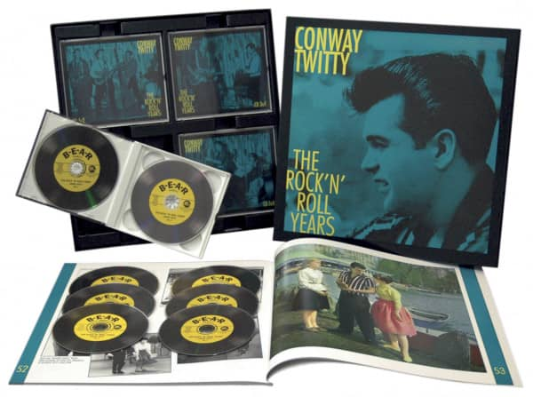 The Rock'n'Roll Years (8-CD Deluxe Box Set)