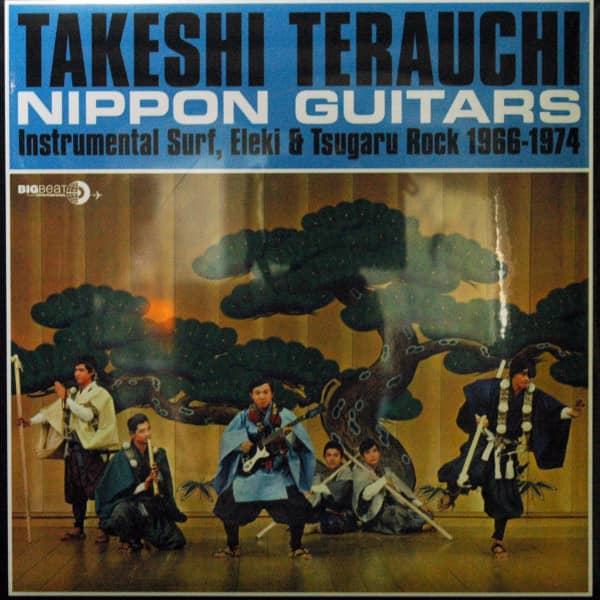 Nippon Guitars - Instrumental Surf, Eleki & Tsugara Rock 1966-1974
