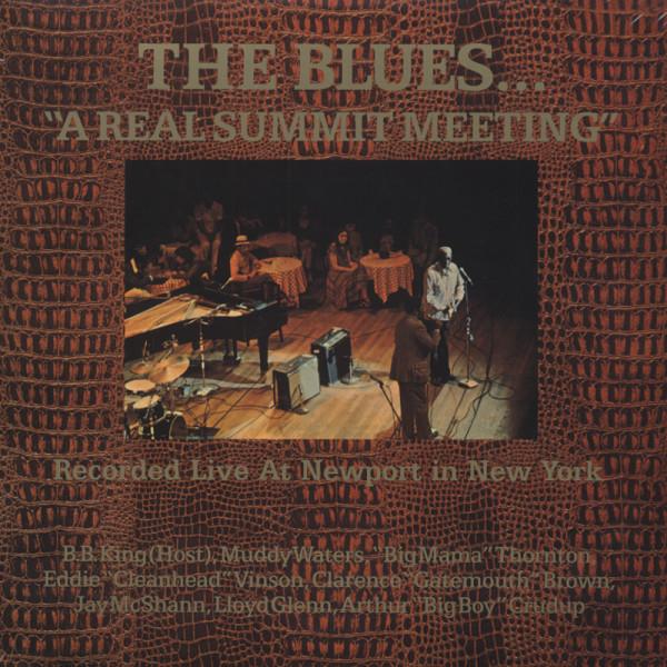 Blues: A Real Summit (2-LP)