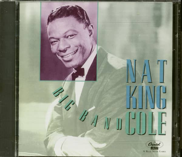 Big Band Cole (CD)