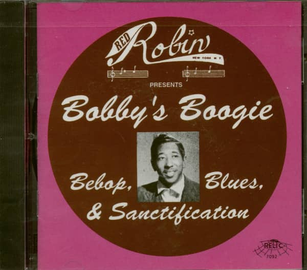 Bobby's Boogie - Red Robin Records