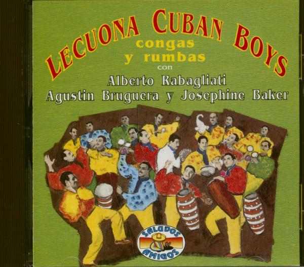 Congas Y Rumbas (CD)