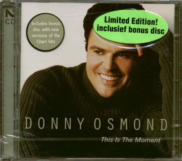 This Is The Moment (2-CD, Ltd.)