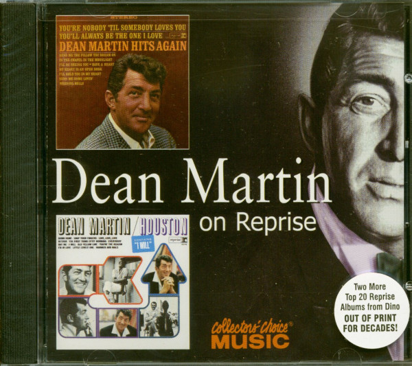 Dean Martin Hits Again - Houston (CD)