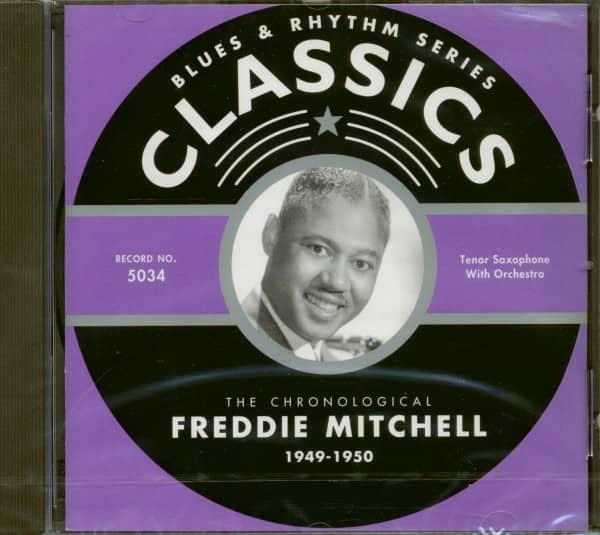 The Chronological 1949-1950 (CD)