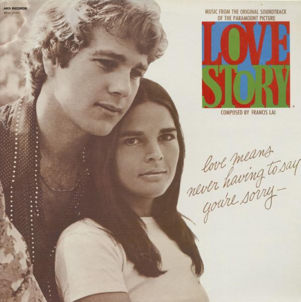 Love Story - Soundtrack (LP)