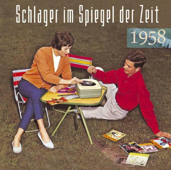Schlager im Spiegel der Zeit - 1958