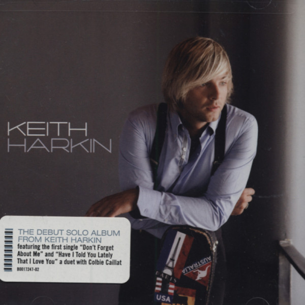 Keith Harkin