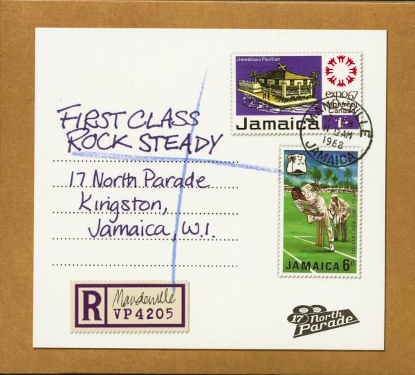 First Class Rock Steady (2-CD)