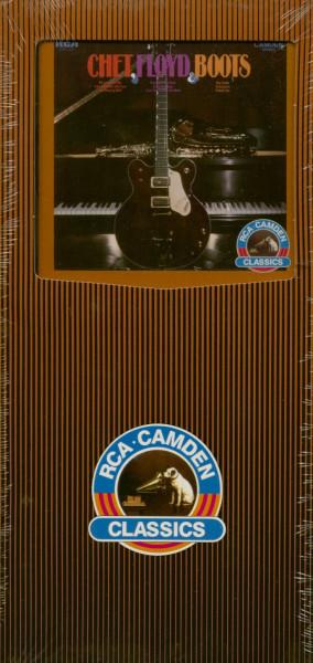 Chet, Floyd & Boots (CD)