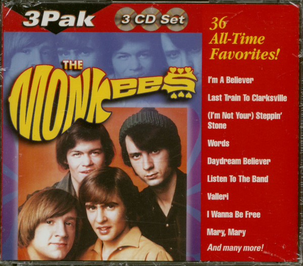 36 All-Time Favorites (3-CD)