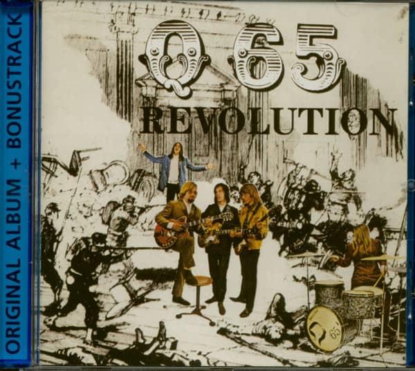 Revolution (CD)
