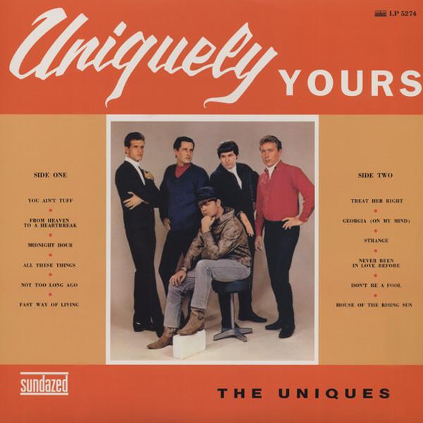 Uniquely Yours - HQ Vinyl