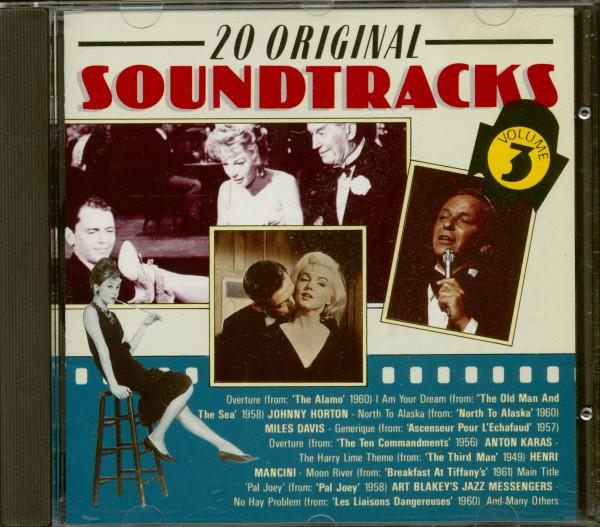 20 Original Soundtracks Vol.3 (CD)