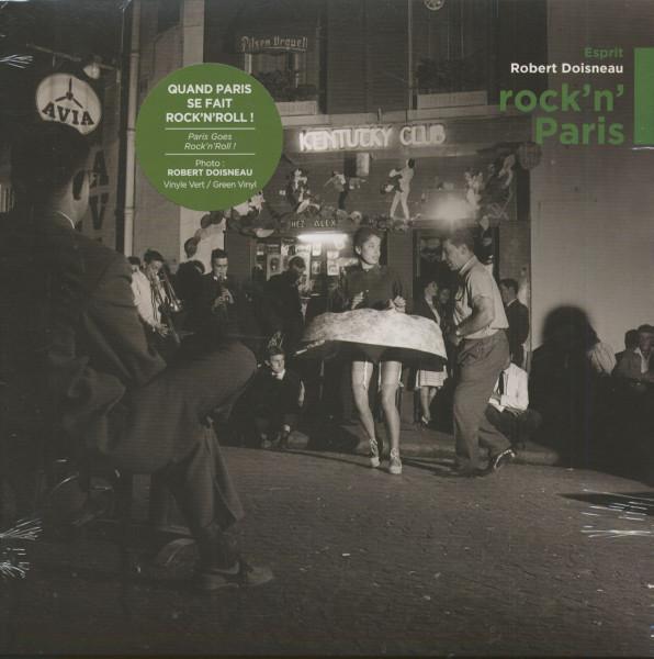 Rock'n'Paris - Robert Doisneau Edition (LP)