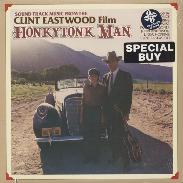 Honkytonk Man - Original Motion Picture Soundtrack (LP)