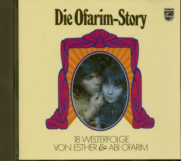 Die Ofarim-Story (CD)