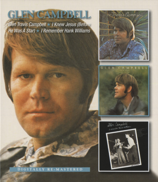 Glen travis Campbell - I Knew Jesus