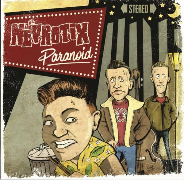 Paranoid (LP)