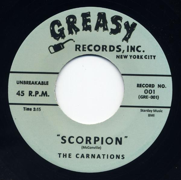 Scorpion - Buzzzzzz (7inch, 45rpm)